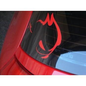 VW GTI стикер