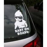 Бебе в колата